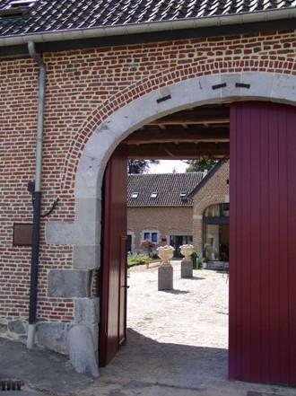 inkijk poort